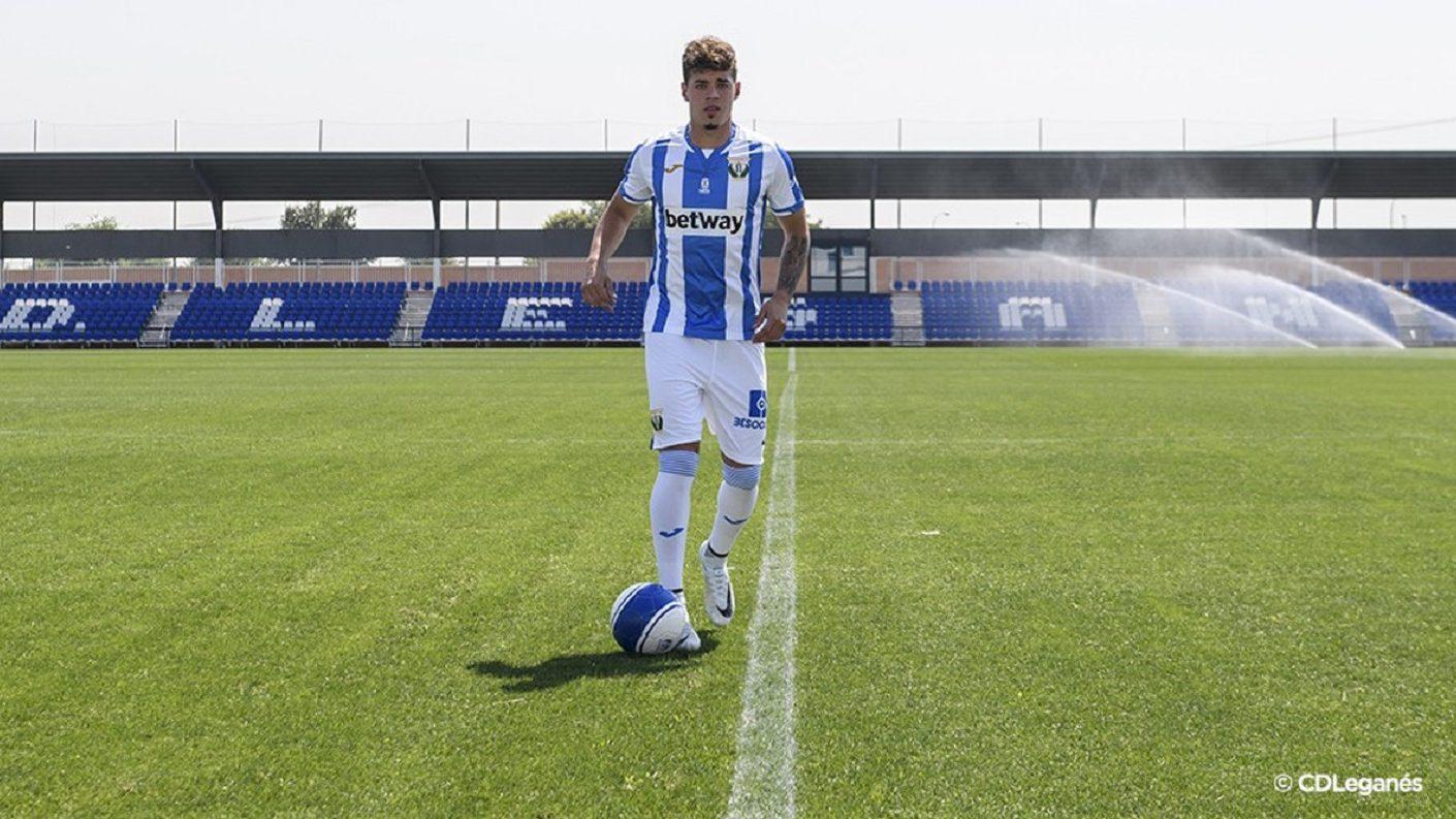 Josua Mejías nuevo jugador del Atlético de Madrid