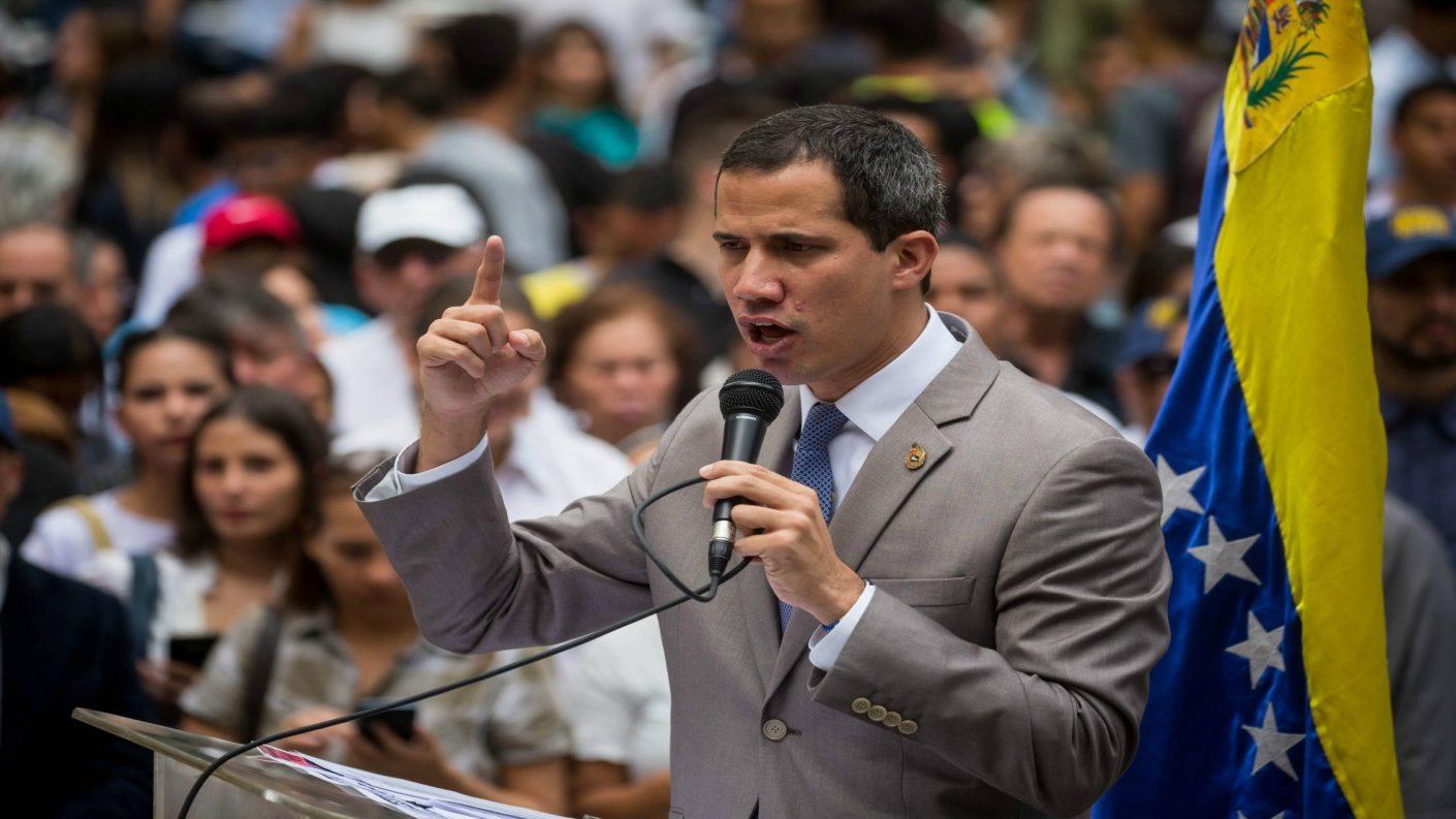Guaidó advierte sobre «fase de conflictividad superior» tras posible disolución de la AN