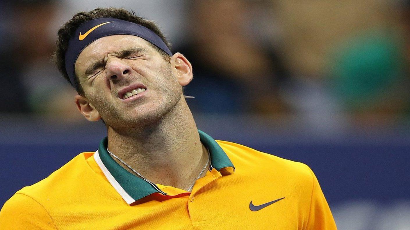 Del Potro se pierde el US Open