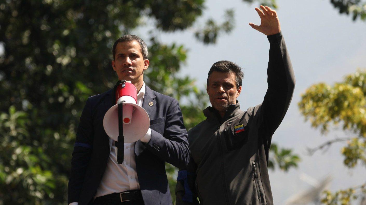 Leopoldo López: «Necesitamos una organización fuerte»