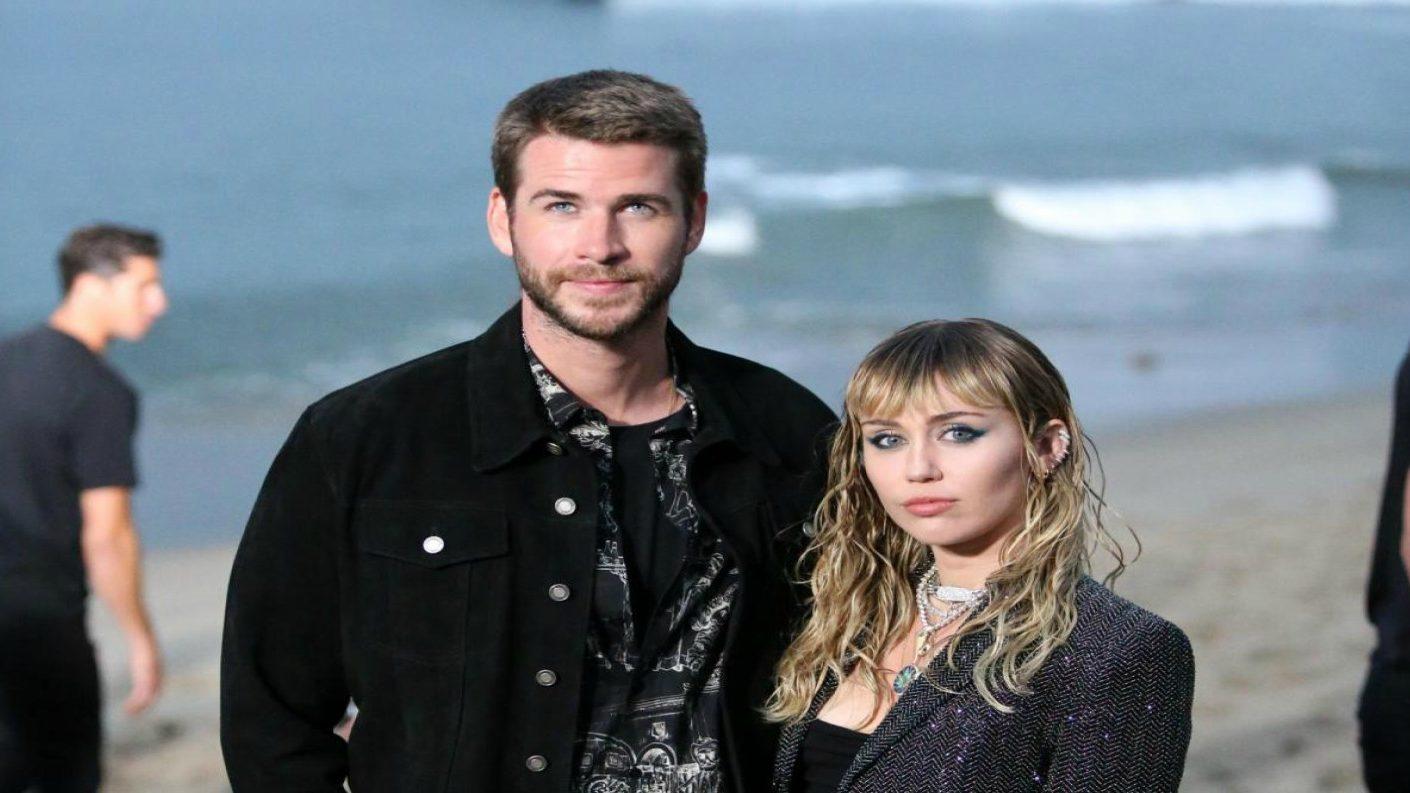 A ocho meses de casados Miley Cyrus y Liam Hemsworth se separan