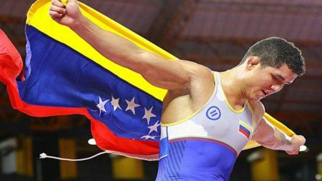 Luis Avendaño suma la cuarta medalla de oro para Venezuela