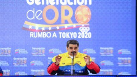 Maduro crea comisión especial tras fallas en los Panamericanos
