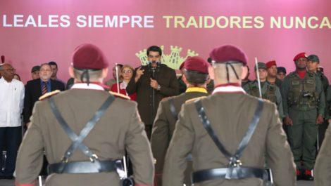 De la Bolívar a Fuerte Tiuna: Nicolás Maduro aseguró que resurgieron «como el ave fénix»