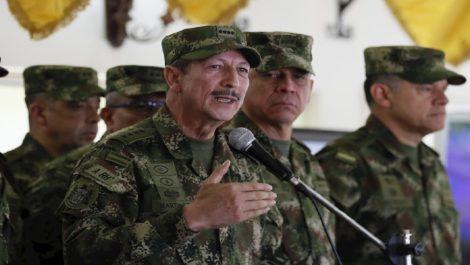 Una docena de disidentes de las FARC murieron en una operación militar al sur de Colombia