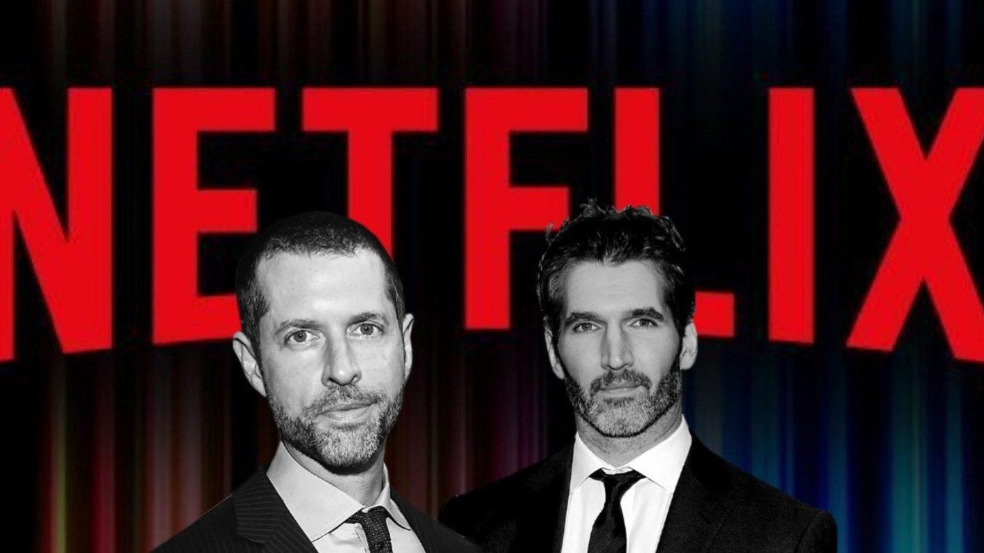 Creadores de GoT firmaron mega contrato con Netflix