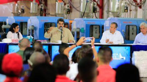 Maduro promete Internet de alta velocidad