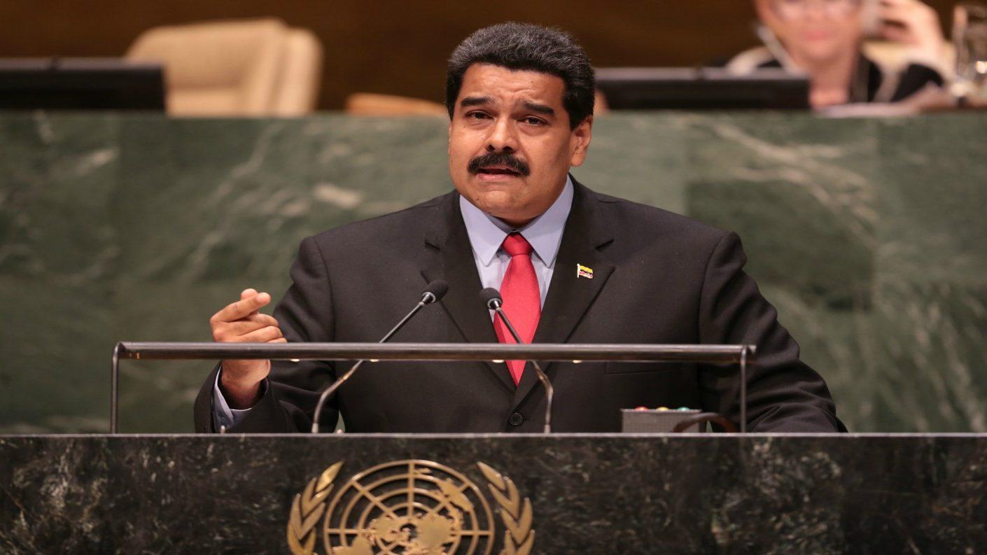 Maduro solicitó a la ONU cese de «agresiones» de EEUU y protección al país