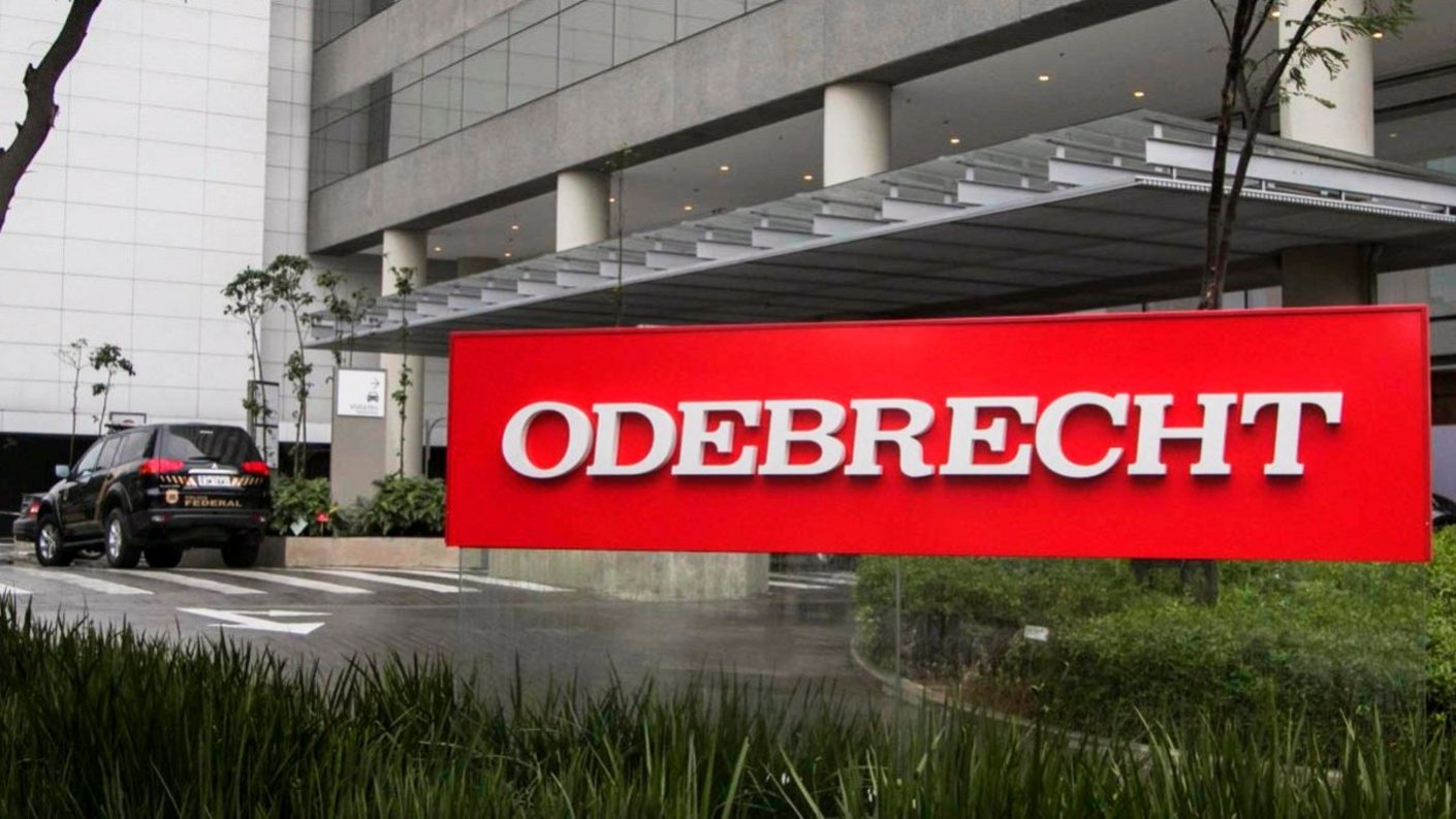 Odebrecht se declara en bancarrota en Estados Unidos