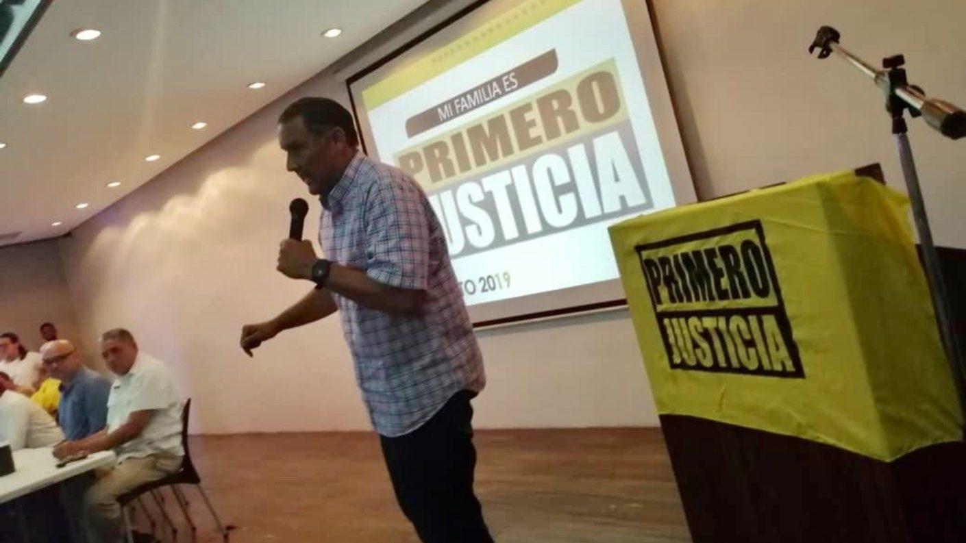 Pablo Pérez deja UNT y se suma a las filas de Primero Justicia