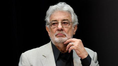 Plácido Domingo reconoció que acosó sexualmente a varias mujeres