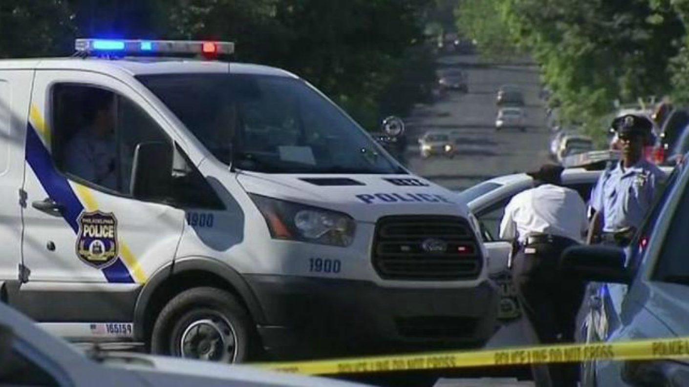 Cuatro policías heridos tras tiroteo en Filadelfia