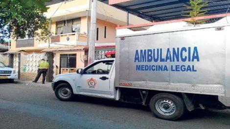 Fallecen cinco venezolanas asfixiadas en una vivienda en Quito