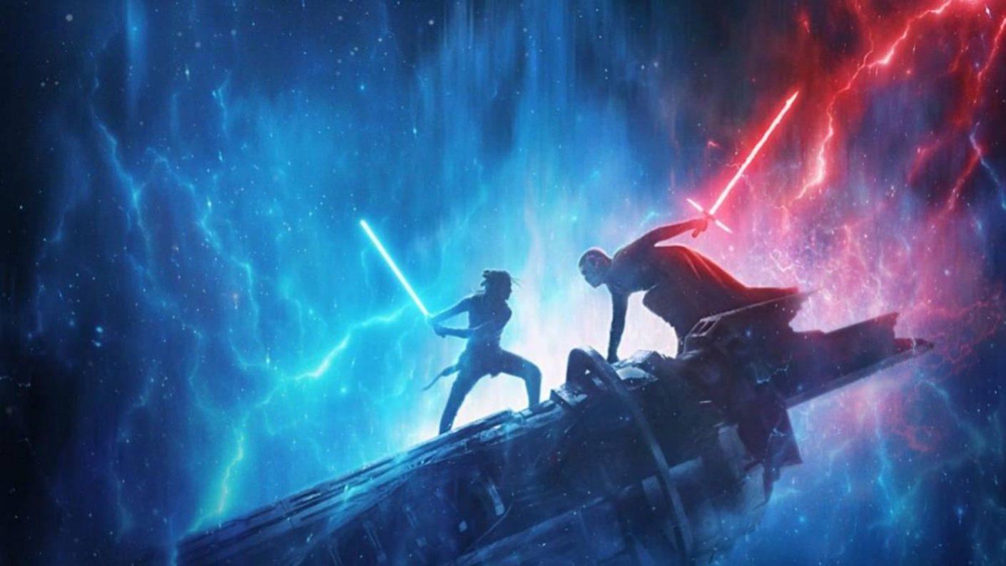 Imágenes del Episodio IX de Star Wars maravillan y desconciertan al público