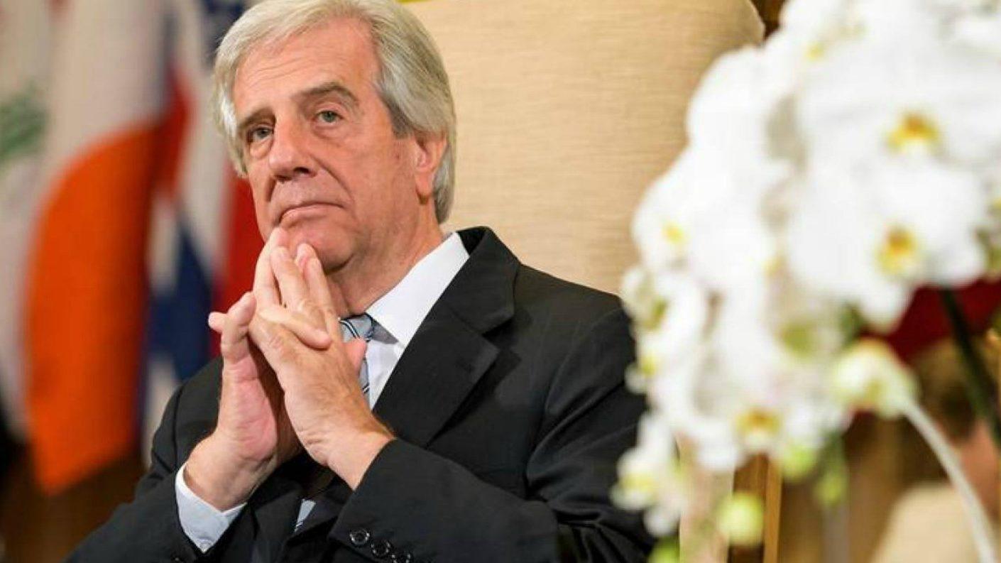 Uruguayos votan para elegir al sucesor de Tabaré Vázquez