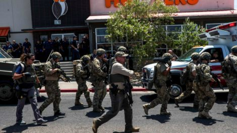 Nuevo tiroteo en EEUU deja al menos 20 muertos en supermercado de Texas