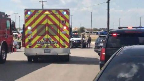 Nuevamente Texas vive un tiroteo que deja una veintena de heridos y cinco muertos