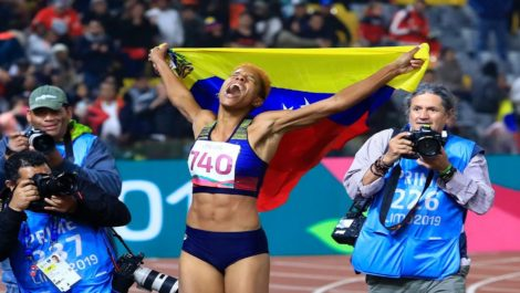 Yulimar Rojas entre las finalistas al premio World Athletics Awards