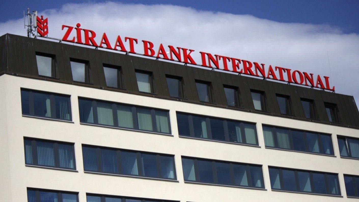 Principal banco turco dejó de negociar con el BCV