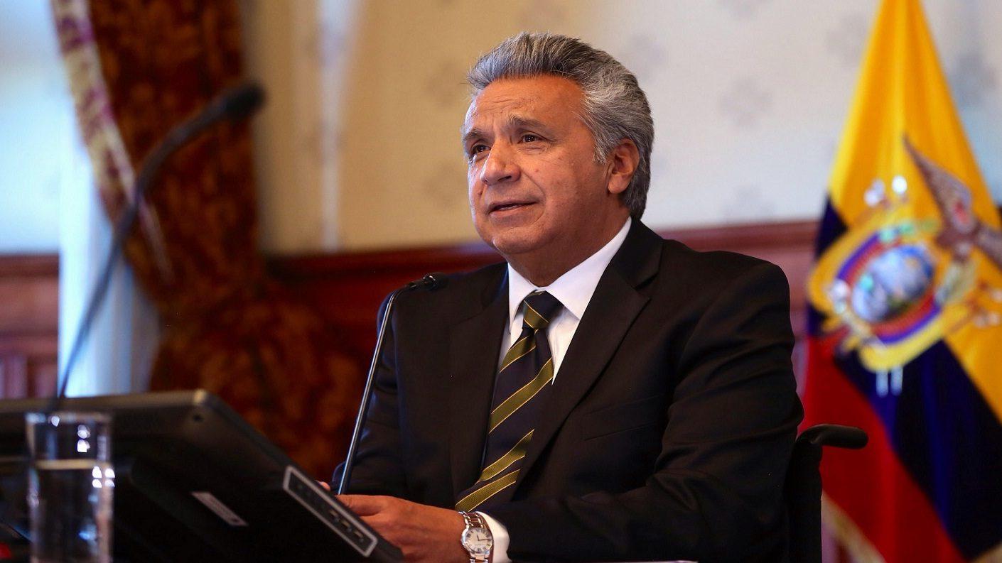 Lenín Moreno Ecuador