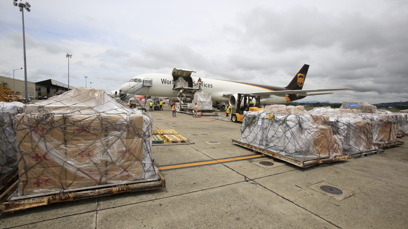 Bahamas recibe más ayuda y se teme una «asombrosa» cantidad de muertos
