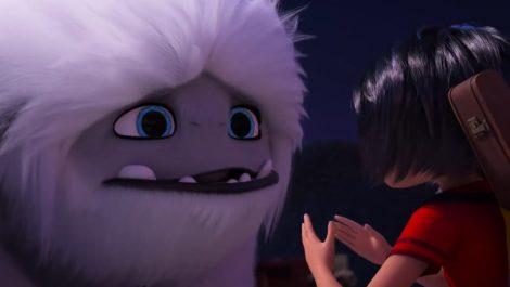 La linda «Abominable» cautiva el top 10 de películas en EEUU y Canadá
