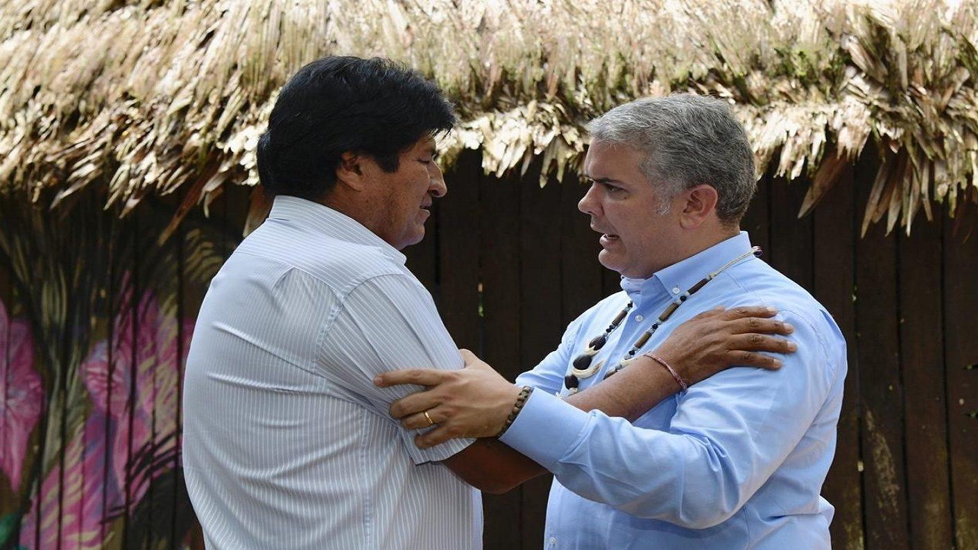 Siete países amazónicos buscan acuerdo de protección a la Amazonía