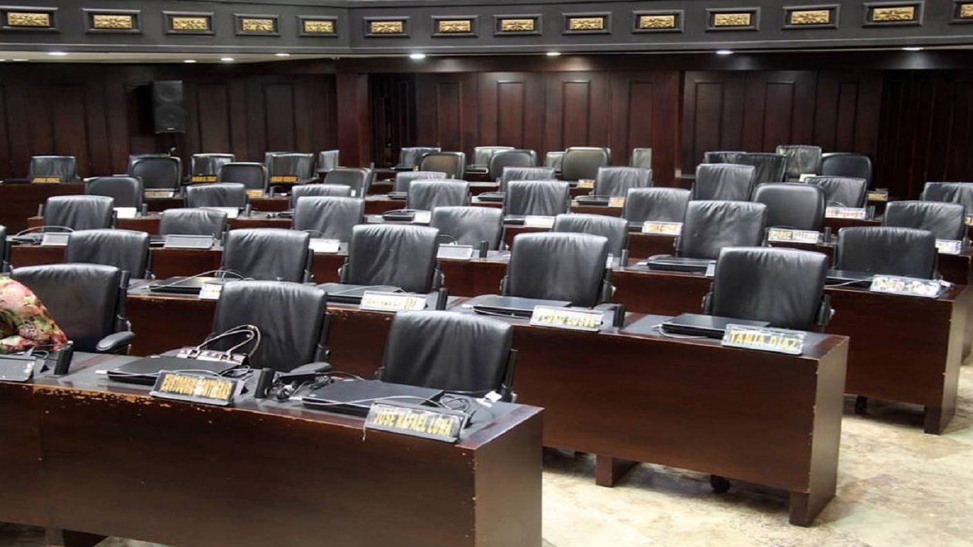 Psuv ausente en la sesión de la Asamblea Nacional