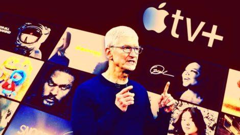 Apple TV Plus se estrenará el 1° de noviembre