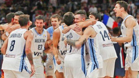 Argentina está en la final del Mundial China 2019