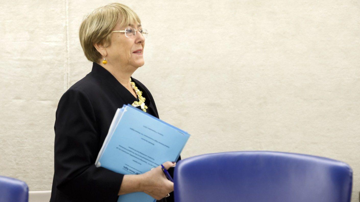 Informe Bachelet: Gobierno de Maduro permite desmanes de las FAES