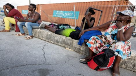 Unas 70.000 personas quedaron sin hogar en Bahamas