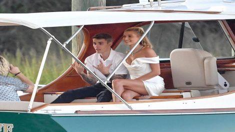 Justin Bieber y Hailey Baldwin se dan el «sí» en la iglesia