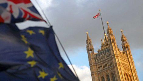 Parlamento británico aprobó acuerdo del «Brexit»