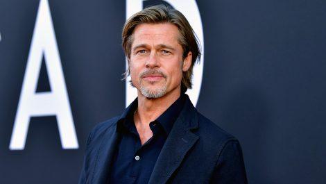 Brad Pitt asistió al estreno de su nueva película,»Ad Astra»