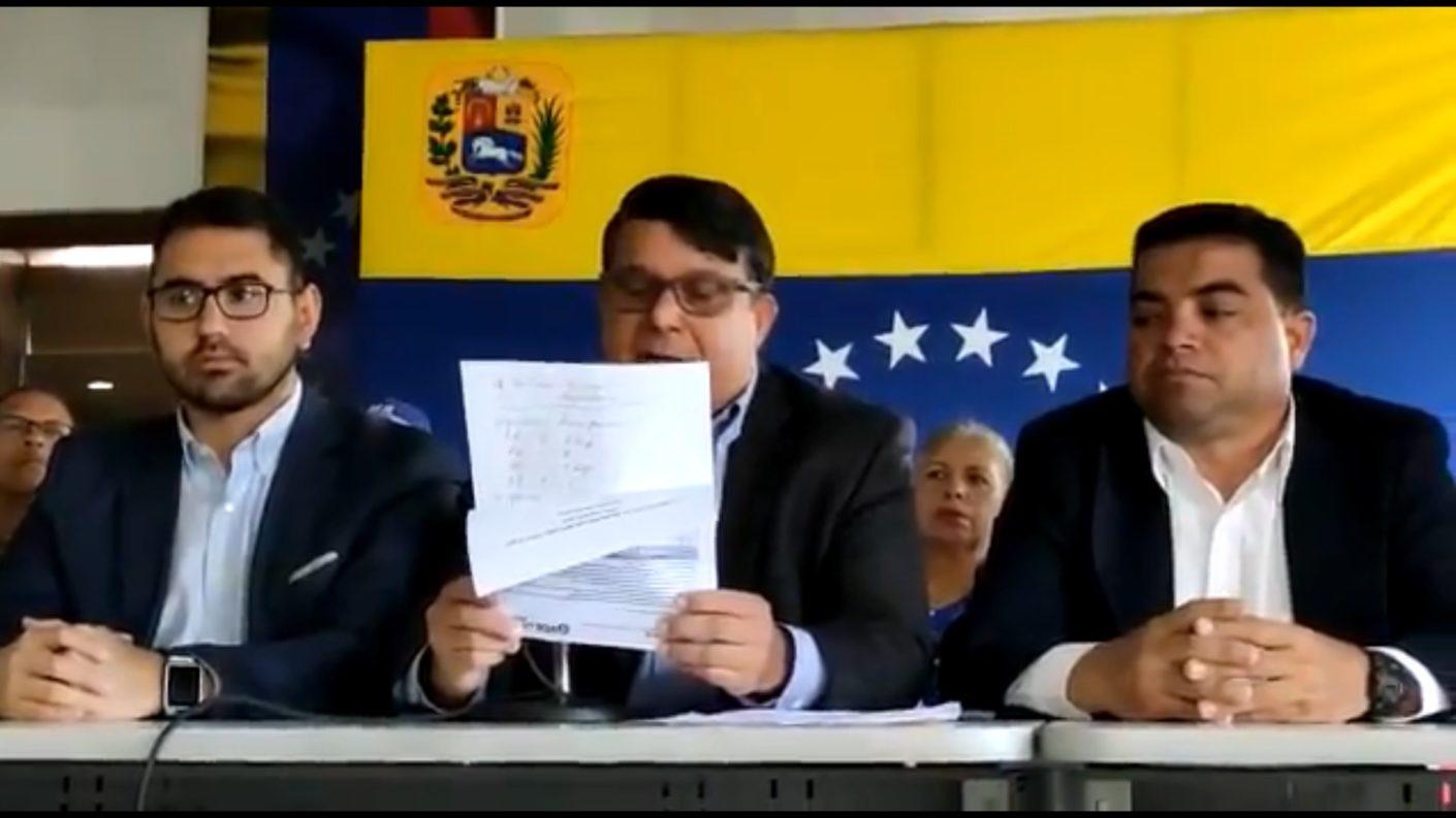 Proponen que Guaidó esté al frente de la AN «hasta cesar la usurpación»