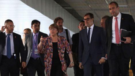 Delegación de la ONU regresó a Venezuela tras ausentarse un mes