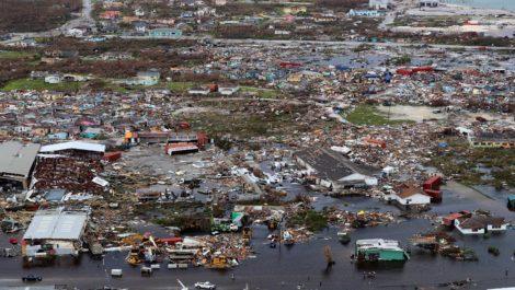 Ascienden a 20 las víctimas mortales de Dorian en las Bahamas