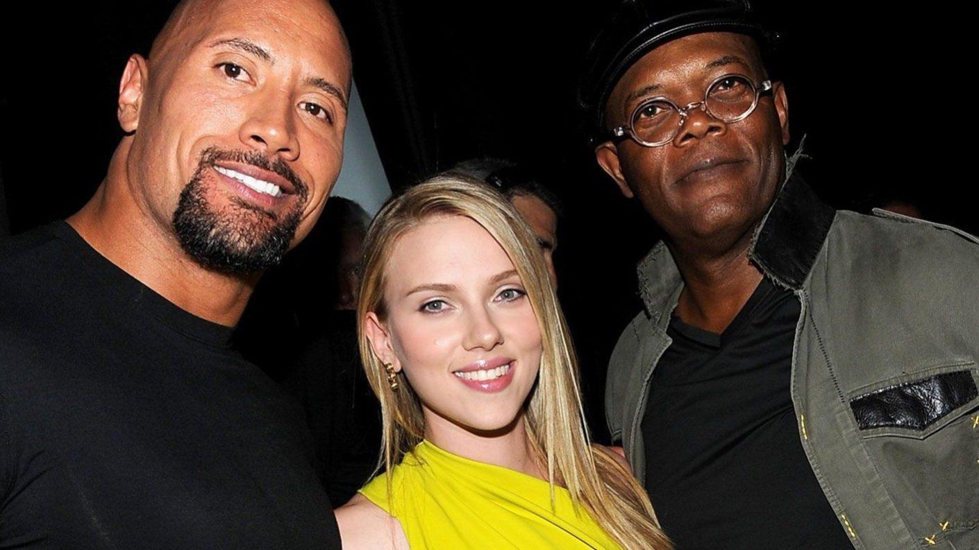 Scarlett Johansson y Dwayne Johnson en el top de Forbes