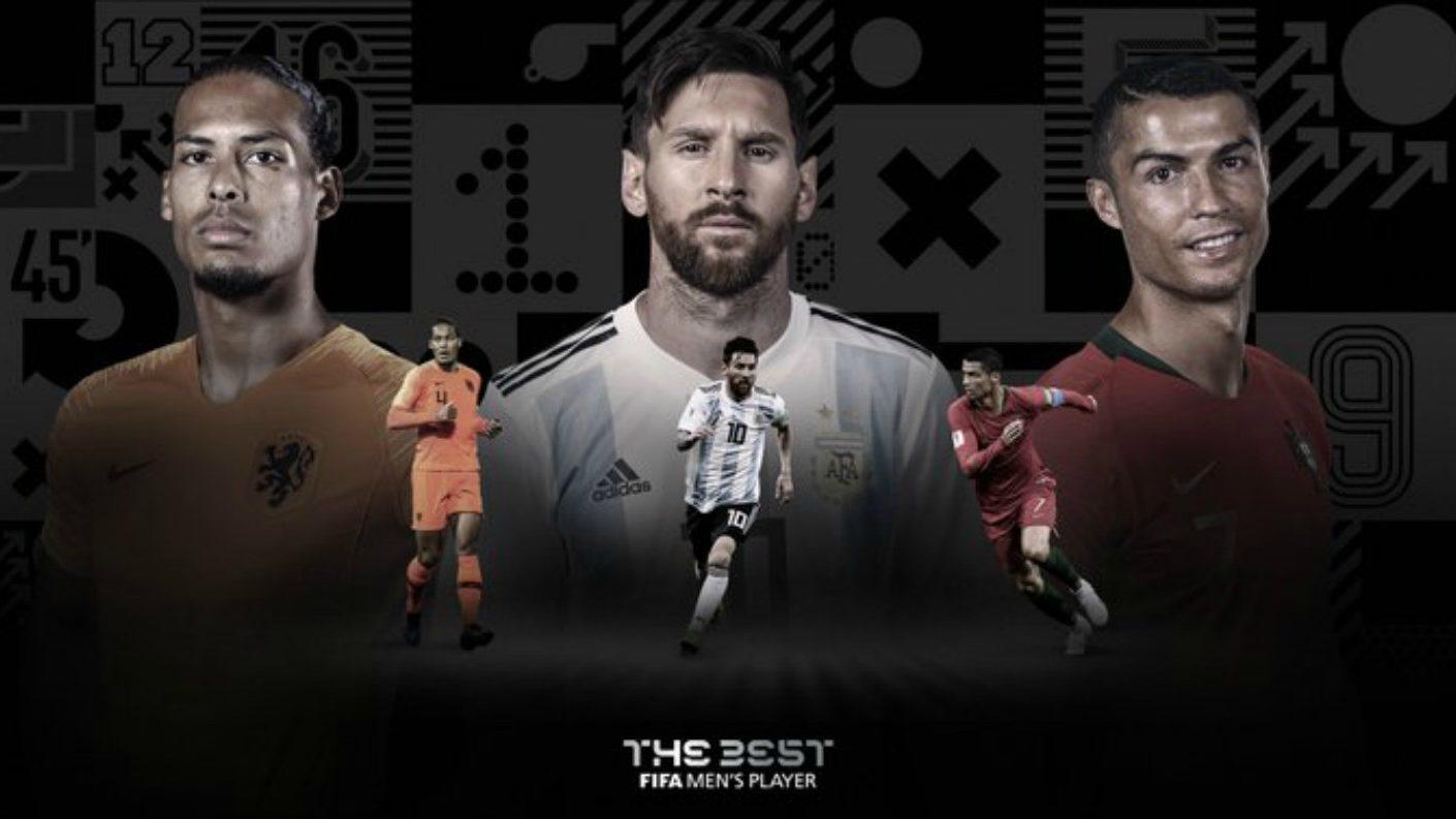 Conoce los finalistas del premio The best de la FIFA