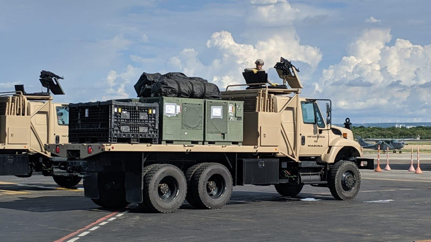 EEUU y Colombia realizarán ejercicios militares hasta el 5 de octubre