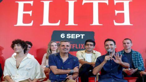 A horas de su estreno 'Élite' anuncia que tendrá su tercera temporada en Netflix