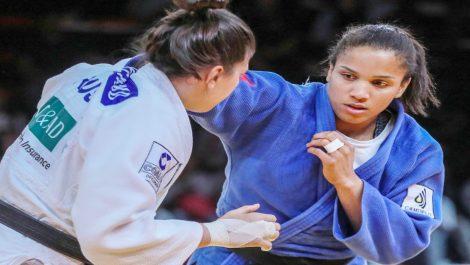 Elvismar Rodríguez se llevó el bronce en el Grand Prix de Ubekistán