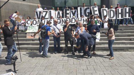 ONG exige a la ONU una comisión para investigar violación de DDHH en Venezuela