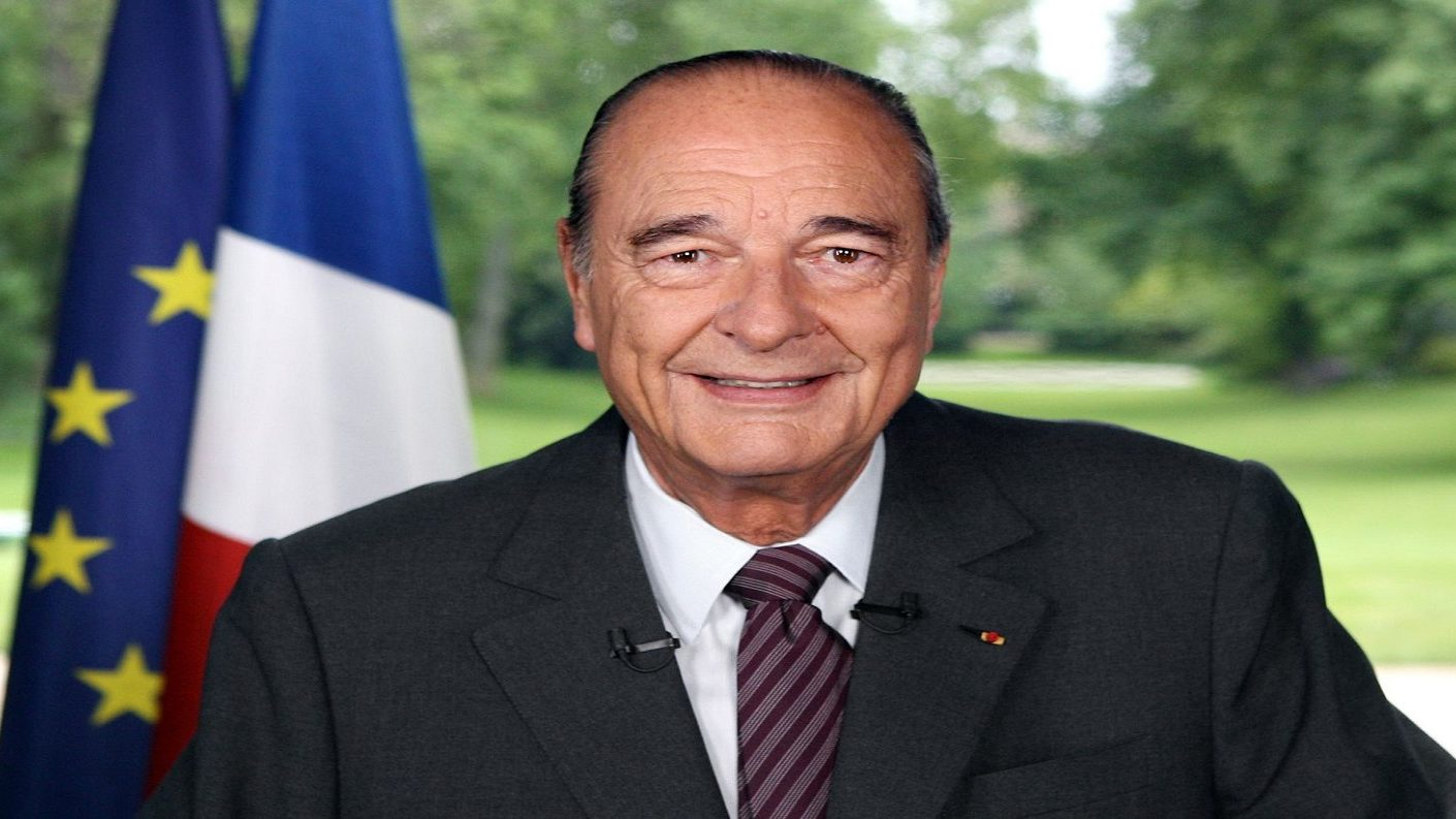 El expresidente francés Jacques Chirac falleció a sus 86 años
