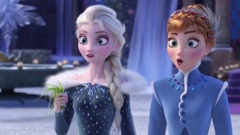 Revelan segundo tráiler de la esperada Frozen 2