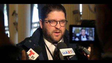 Gustavo Marcano denuncia que el Sebin allanó su casa en Lechería