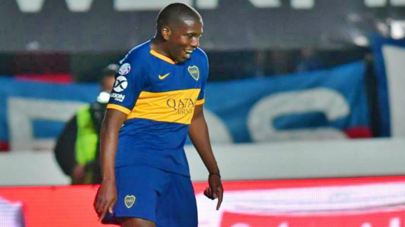 Jan Hurtado gritó el primer gol con Boca