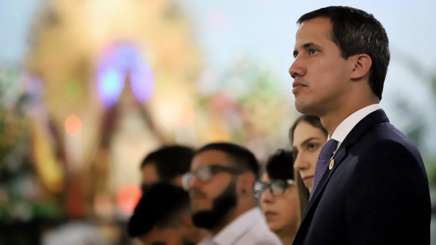 Guaidó sobre el TIAR: Venezuela avanza a la libertad