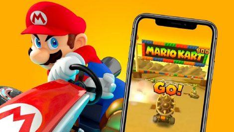 Vuelve un clásico 'Mario Kart Tour', pero esta vez para Android y iOS